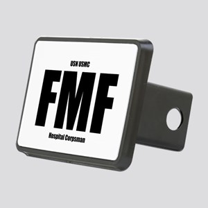 FMF Rectangular Hitch Cover