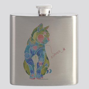 SummerKittyCafe Flask