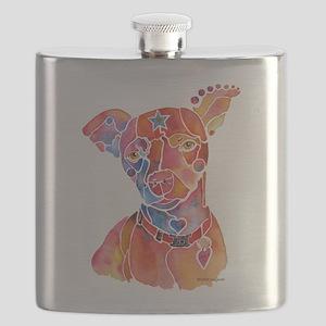 MoochSpoiledAustin Flask