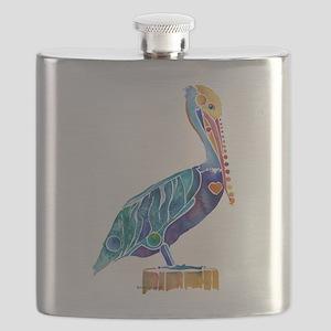 Pelican4Cafe Flask