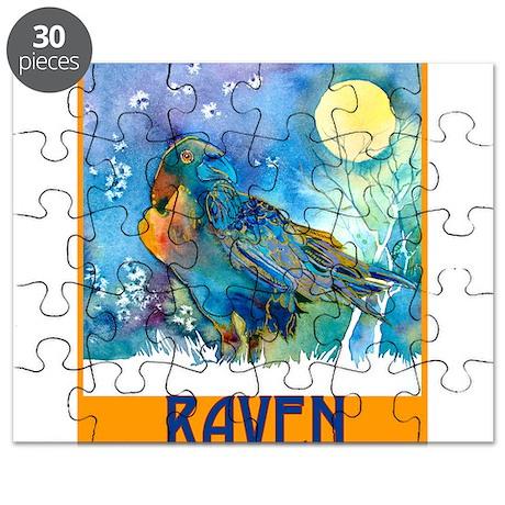 Lunar Raven 2 Puzzle
