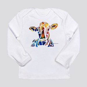 cow4Cafe Long Sleeve Infant T-Shirt