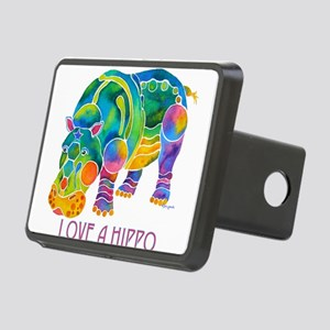 LoveAHIPPO-11Z Rectangular Hitch Cover