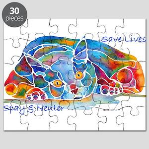 CalypsoCatSpay Puzzle