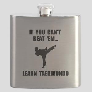 Learn Taekwondo Flask