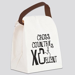 XC Cross Country Canvas Lunch Bag