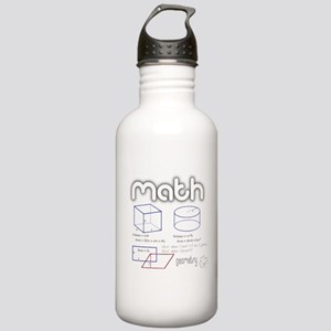 Geometry Solid Stainless Water Bottle 1.0L