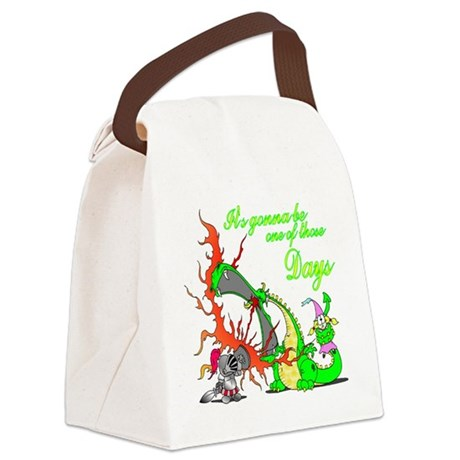 2-dragon.png Canvas Lunch Bag