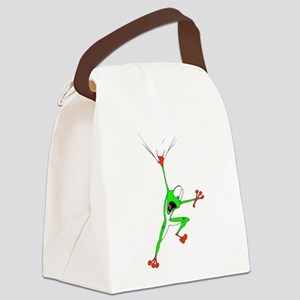 hangin Canvas Lunch Bag
