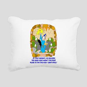 ScannedImage-2 Rectangular Canvas Pillow