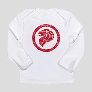 Singapore Roundel Long Sleeve Infant T-Shirt