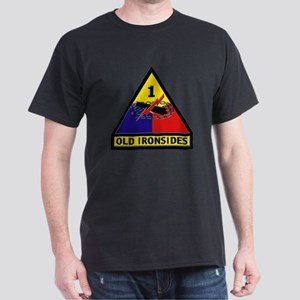 1st Armored Division Dark T-Shirt