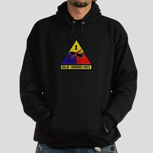 1st Armored Division Hoodie (dark)