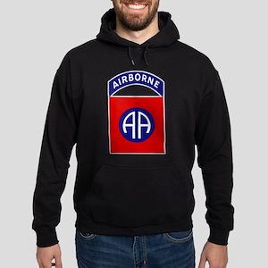 82nd Airborne Hoodie (dark)