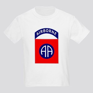 82nd Airborne Kids Light T-Shirt