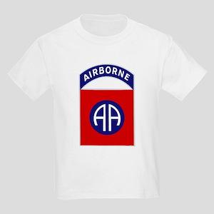 82nd Airborne Kids Light T-Shirt
