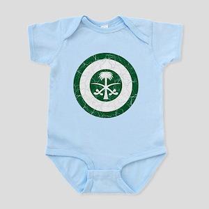 Saudi Arabia Roundel Infant Bodysuit