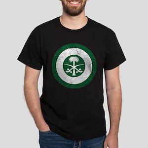 Saudi Arabia Roundel Dark T-Shirt
