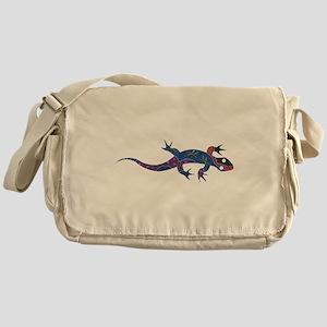 Chameleon Alchemy H Messenger Bag
