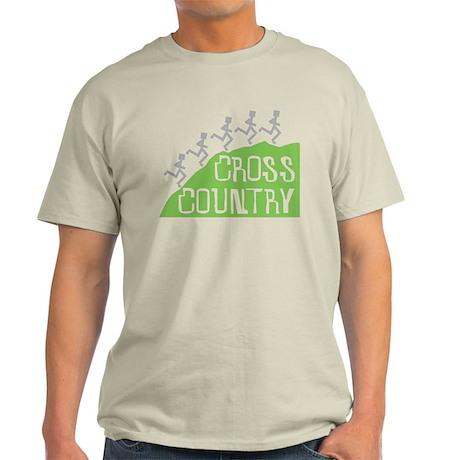 Cross Country Runners Light T-Shirt