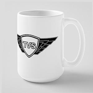 tvs-wings-med Large Mug