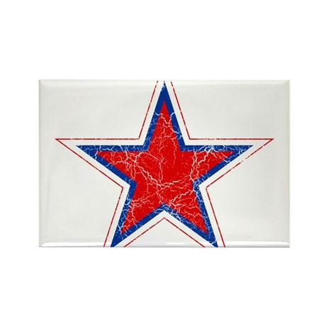 Russia Roundel Rectangle Magnet