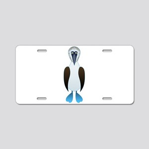 Booby Aluminum License Plate