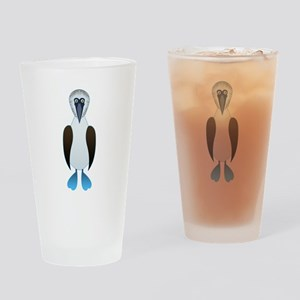Booby Drinking Glass
