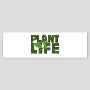 Plant Life Sticker (Bumper)
