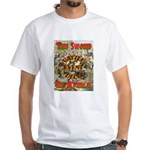 The Sword In Africa Battle Event Deck T-Shirt