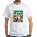 The Sword In Africa Safari Action T-Shirt