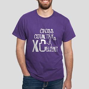 XC Cross Country Dark T-Shirt