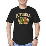 Portuguese Fitted Dark T-Shirts
