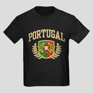 Portugal Kids Dark T-Shirt