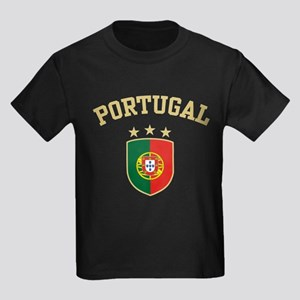 Portugal Kids Dark T-Shirt
