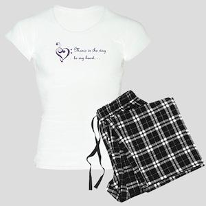 Music Women's Light Pajamas