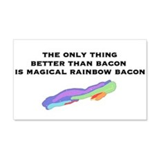 Magical Bacon Wall Decal