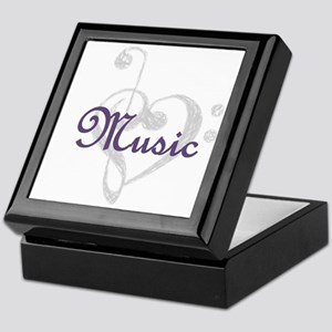 Music Keepsake Box
