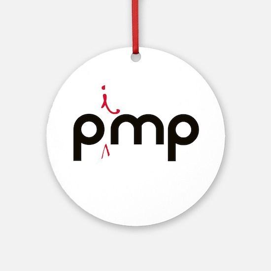 PiMP Pocket.png Ornament (Round)