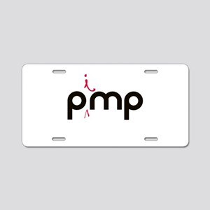 PiMP Pocket Aluminum License Plate