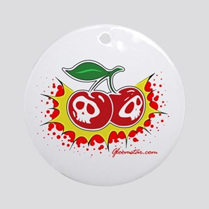 Cherry Bomb Ornament (Round)