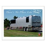 Tour Swag - Bus #2 Small Poster