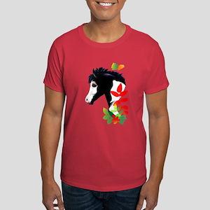 Autumn Paint Face Dark T-Shirt