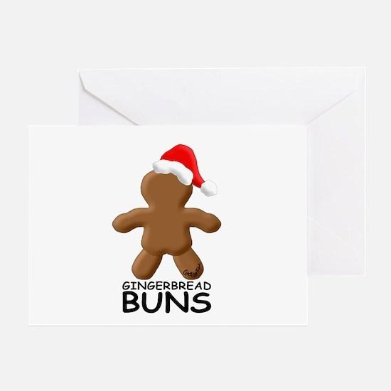 Buns Greeting Card