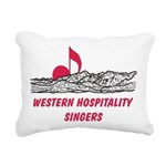 WHS Rectangular Canvas Pillow