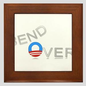 Election 2012: BEND Over Framed Tile