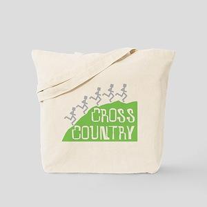 Cross Country Runners Tote Bag