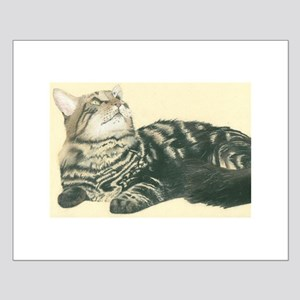 maine.coon Small Poster