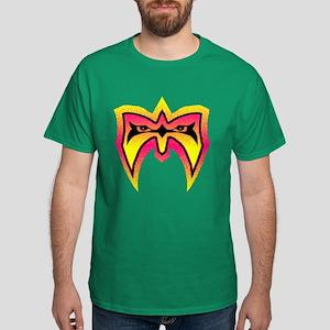 "Ultimate Warrior ""Blazing Mask"" T-Shirt"