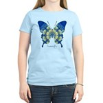 Samadhi Butterfly Women's Light T-Shirt